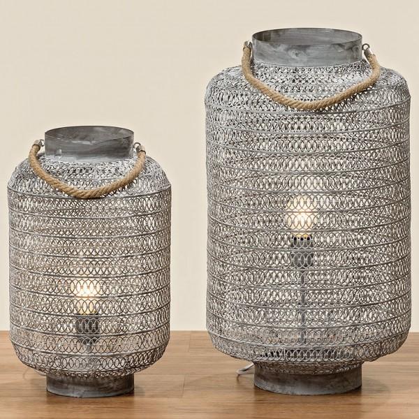 Fretwork Lamp