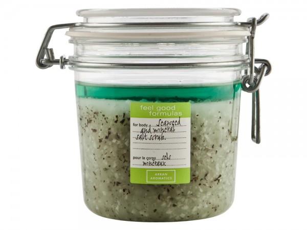 Mineral Salt Scrub