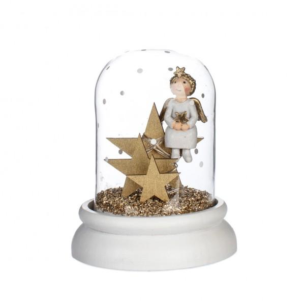 LED Angel Globe