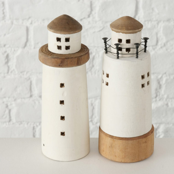 Recycled Wood Lighthouse