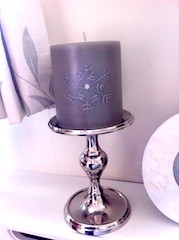 Broste Candle Holder
