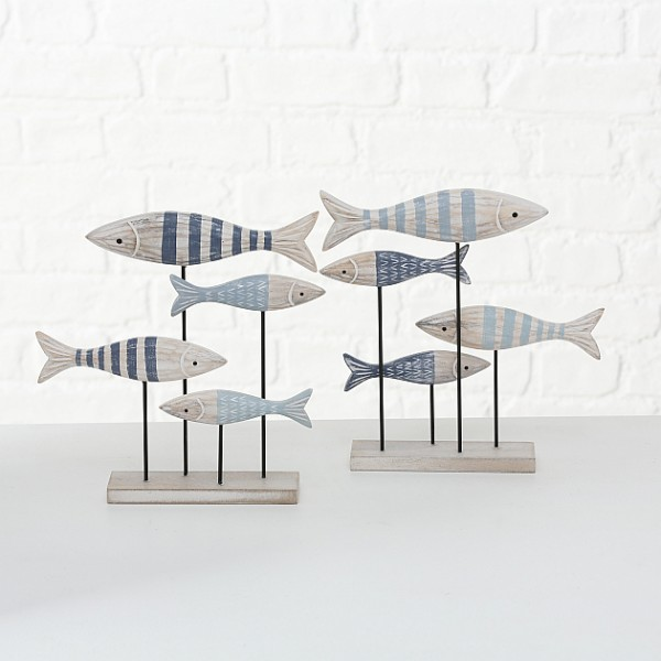 Rustic Fish Stand