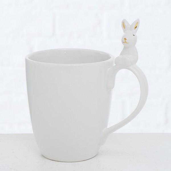 Bunny China Mug