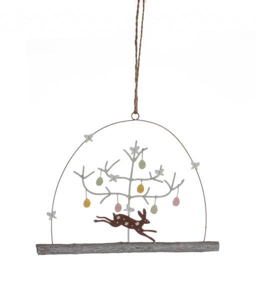 Spring Hare Hanger