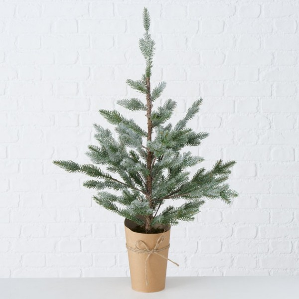 Faux Potted Fir Tree