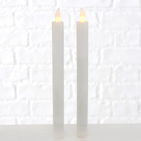 LED Taper Candles