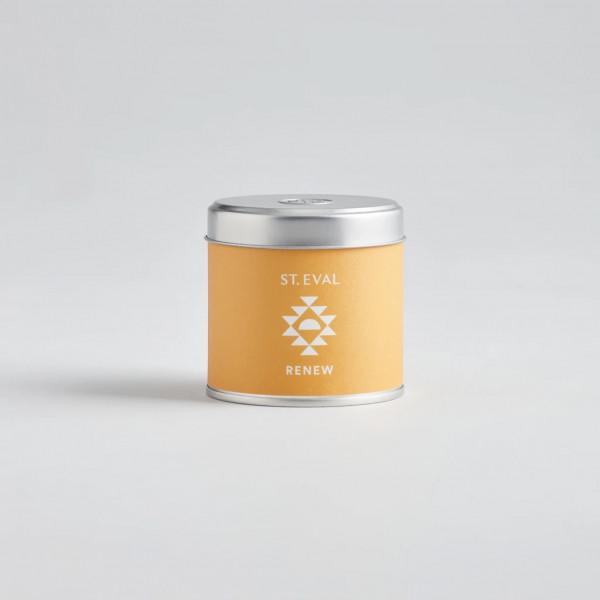 Retreat Candle Tin Renew