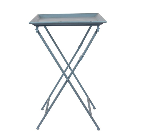 Broste Tray Table Lulu Dusk Blue