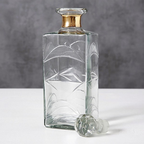 Art Deco Decanter