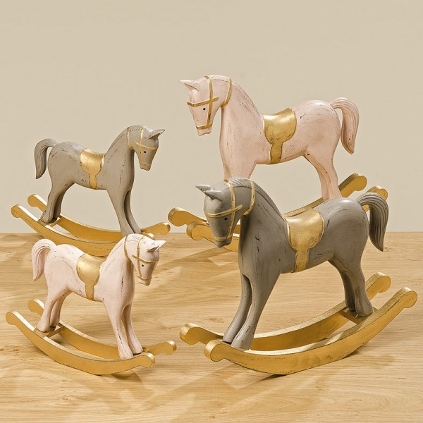 Deco Rocking Horse