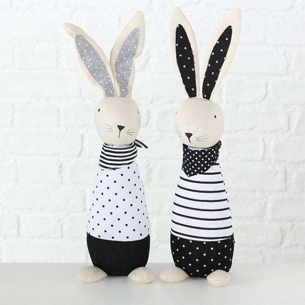 Bunny Textile Door Stop
