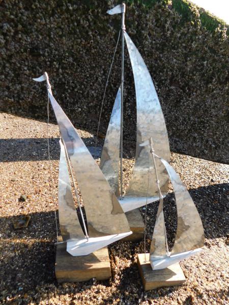 Rustic Sailboats
