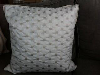 Broste Copenhagen Pale Blue Cushion