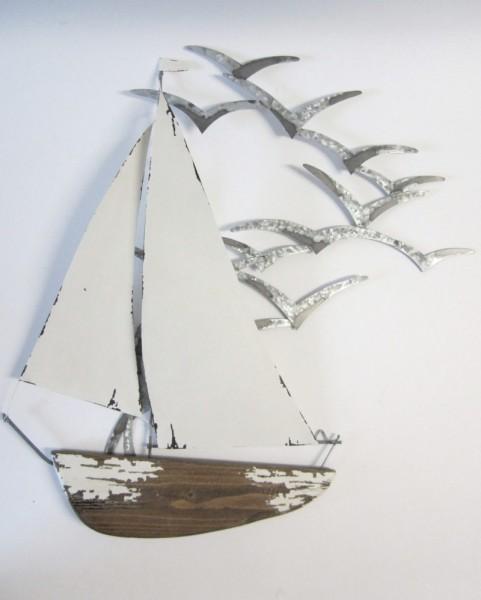 Wall Art Yacht