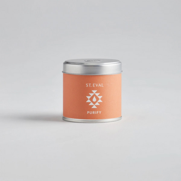 Retreat Candle Tin Purify