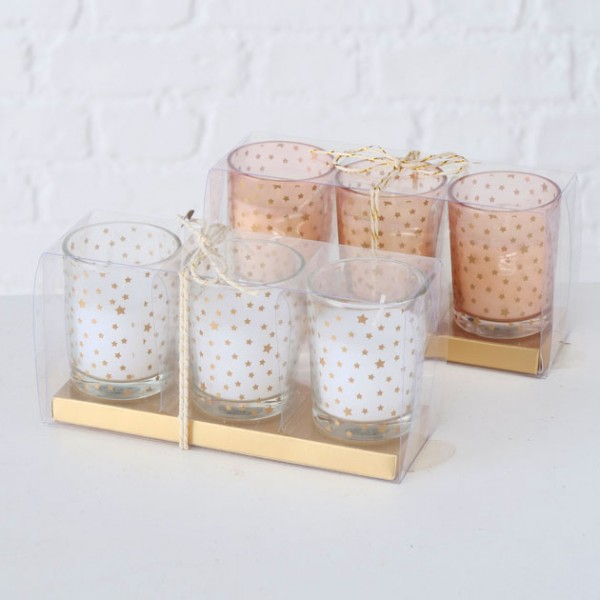Set of Candle Votives