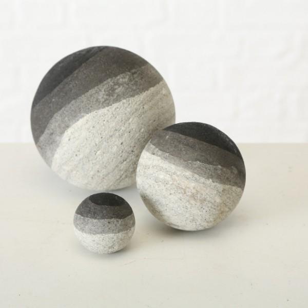 Set 3 Concrete  Deco Balls