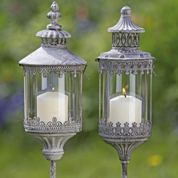 Garden Stake Lantern