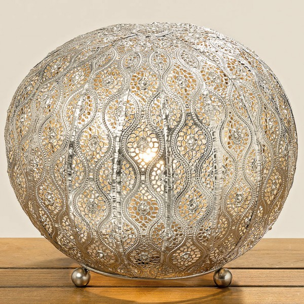 Moroccan Ball Lamp