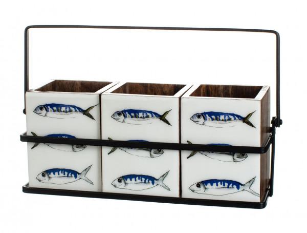 Three Fish Caddy