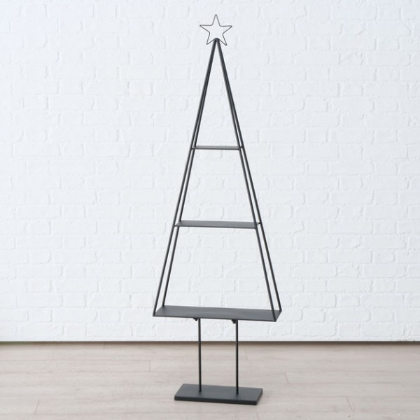 Floor Standing Tree Shelf