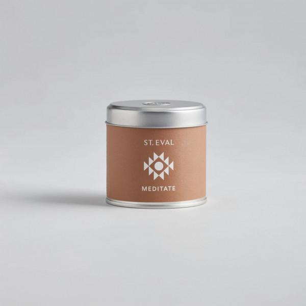 Retreat Candle Tin Meditate