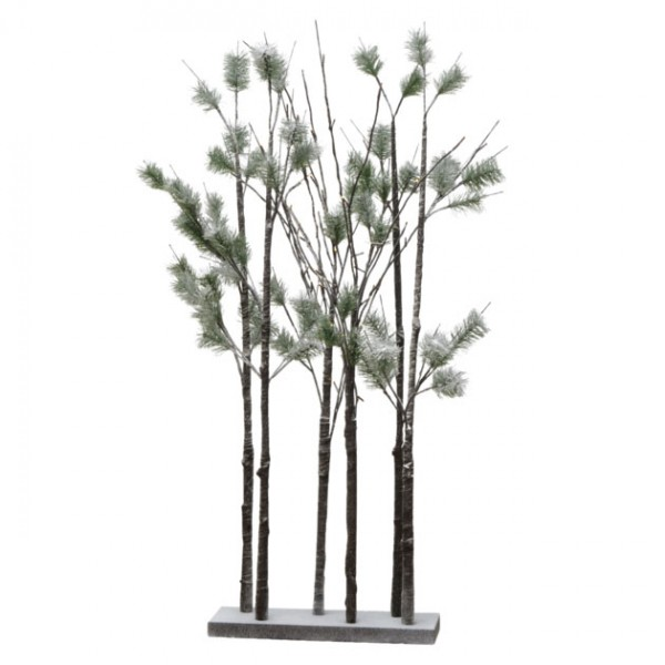 Faux LED Tree