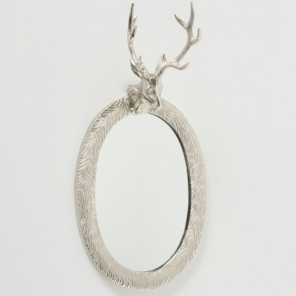 Stag Wall Mirror