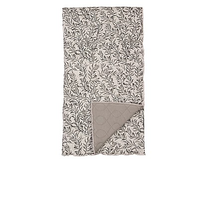 Broste Copenhagen Thin Leaf Throw