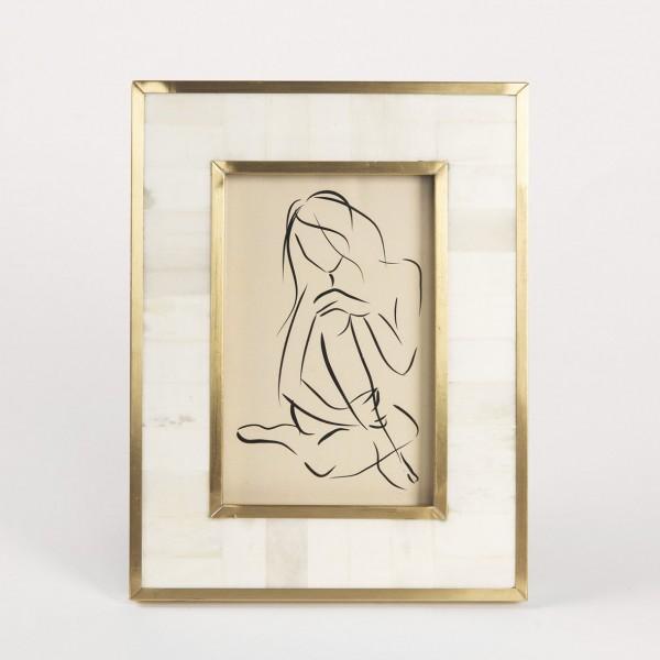 Crofton Ivory Photo Frame