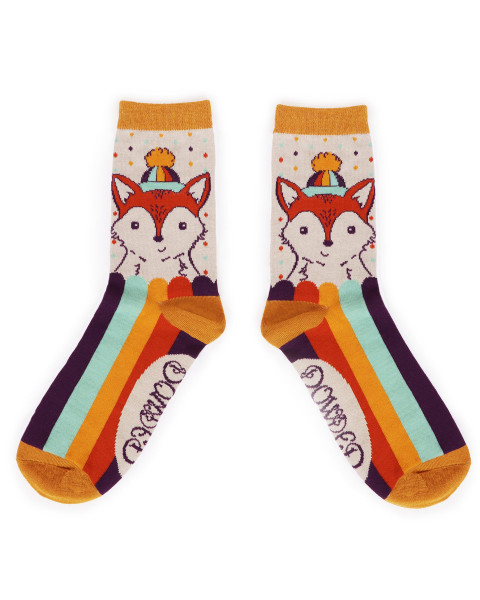 Powder Design Foxy Ankle Socks