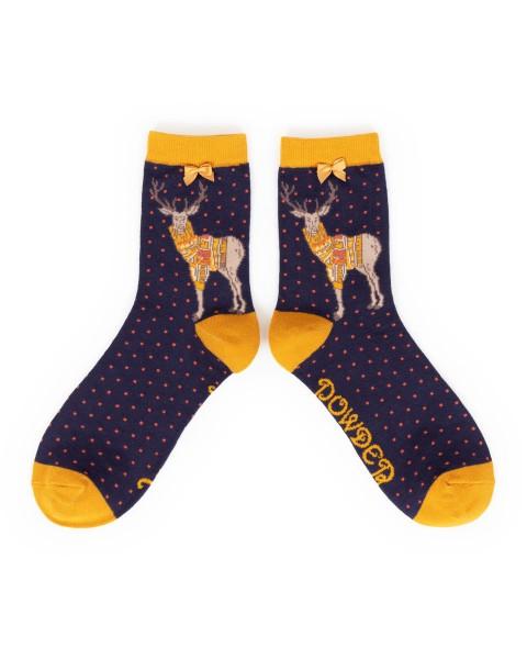 Powder Design Stag Ankle Sock