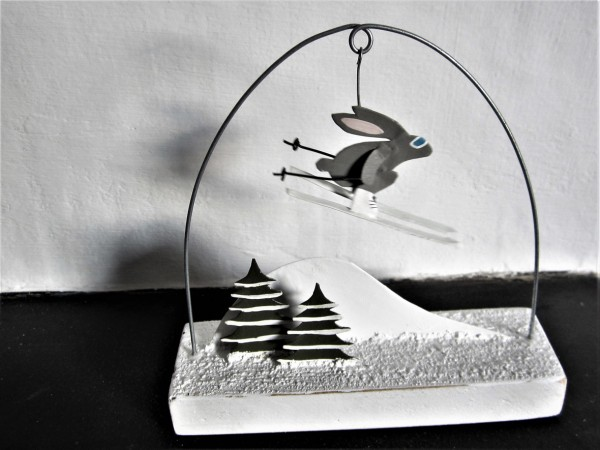 Ski Jump Rabbit