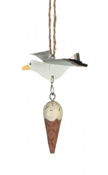 Seagull & Ice Cream