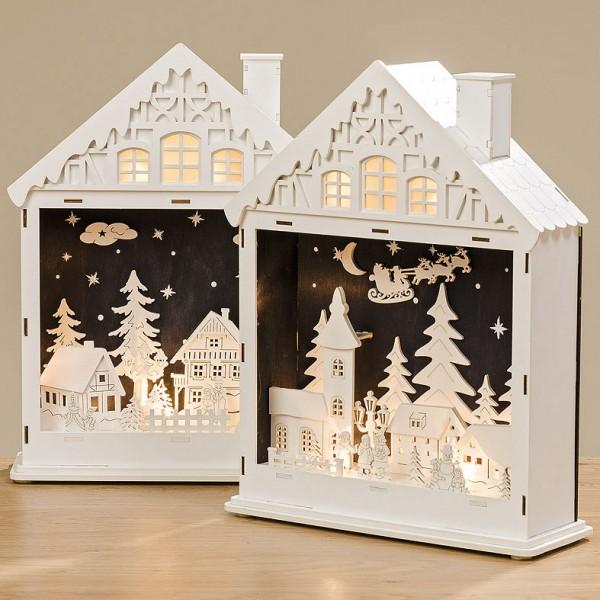 LED Christmas House