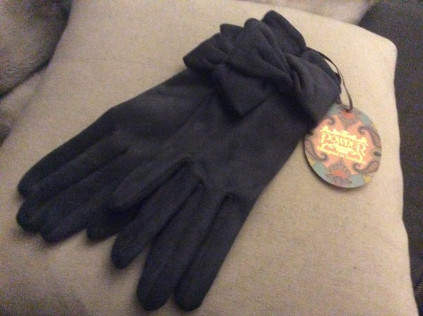 Powder Henrietta Gloves